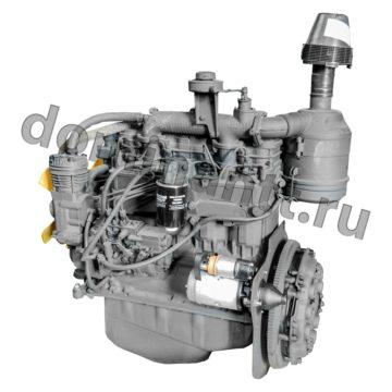 купить Новый дизель - двигатель Д-243 91М