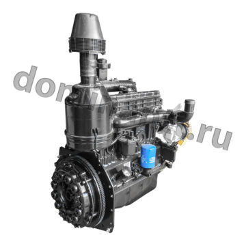 купить Д-242 Новый двигатель для трактора ЮМЗ