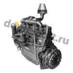 Двигатель Д 260.2-729 ММЗ для Амкодор 333