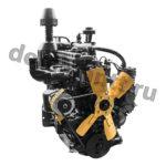 Двигатель Д243 ММЗ-2