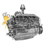 Двигатель МТЗ Д 260 .4S2-485-2