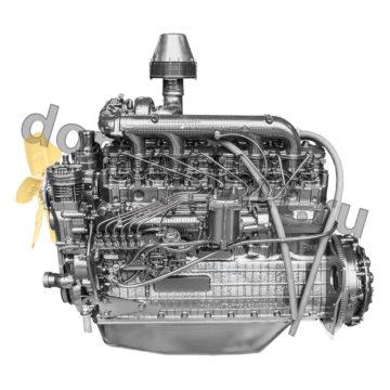 купить Двигатель Д260 для тракторов МТЗ 1221, 1523