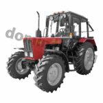 Трактор МТЗ 82 .1 Беларусь-1