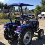 Мини трактор Lovol Foton TE-244 с козырьком-2