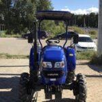 Мини трактор Lovol Foton TE-244 с козырьком-3