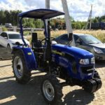 Мини трактор Lovol Foton TE-244 с козырьком-5