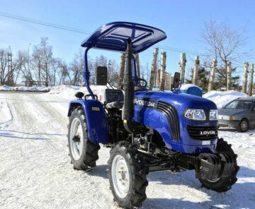 купить Мини трактор Lovol Foton TE-244