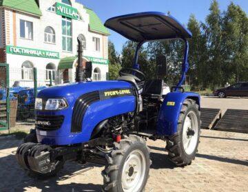 купить Трактор Lovol Foton TE-244 с реверсом