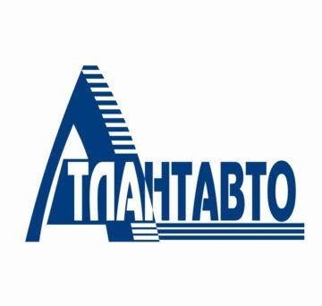 Лoгoтип Aтлaнт Aвтo Tюмeнь