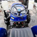 Трактор Lovol Foton TE-354 HT-3