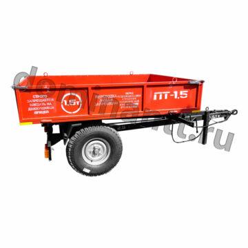 купить Полуприцеп тракторный ПТ-1,5 для МТЗ 320